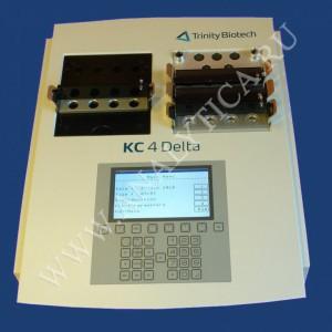 КС 4 Delta, 4-канальный механический анализатор-коагулометр